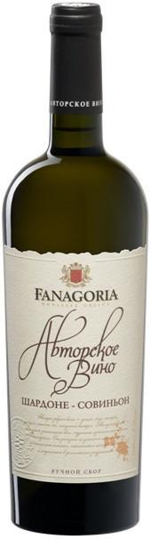 Fanagoria Шардоне – Совиньон
