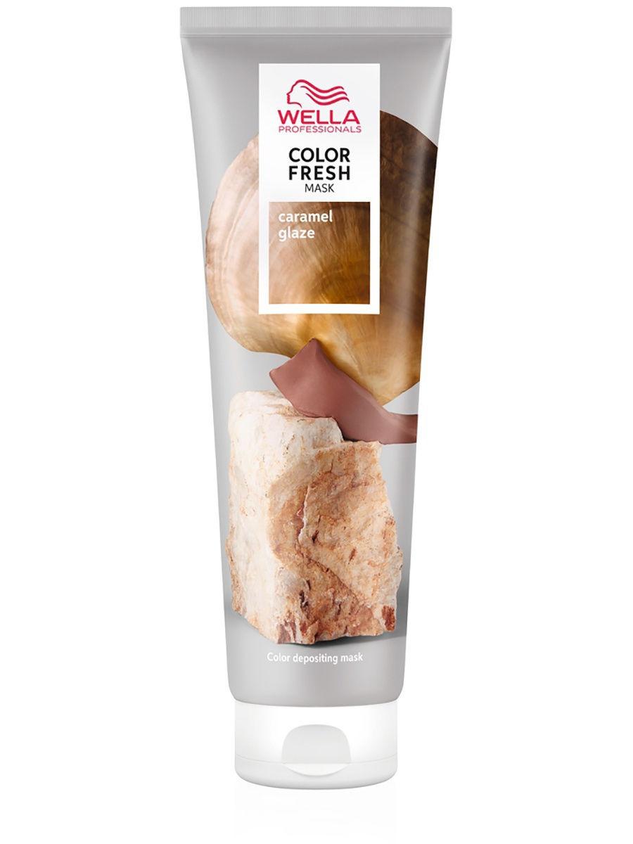Wella Color Fresh Caramel Glaze