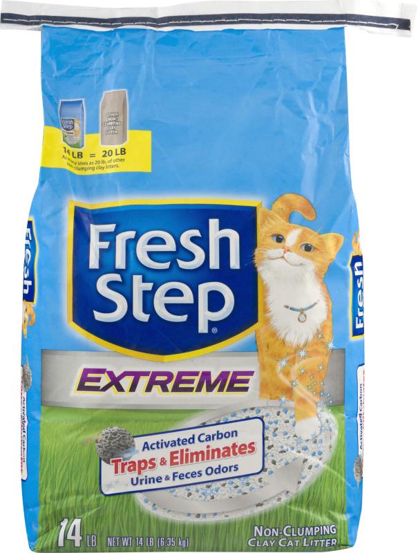 Fresh Step Extreme Clay