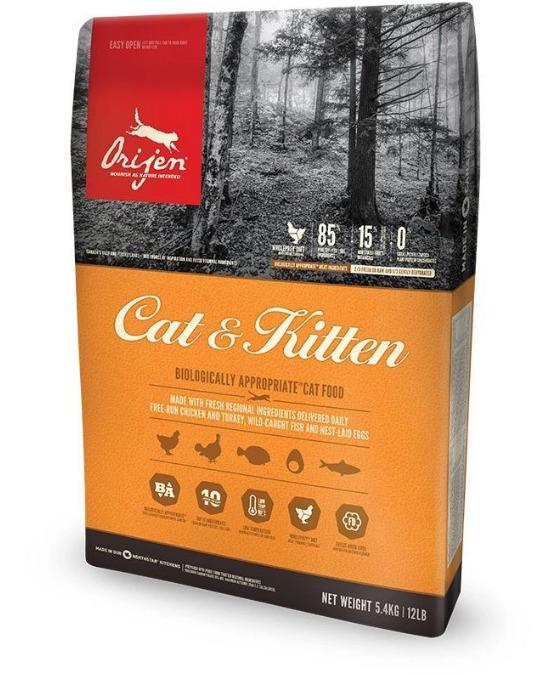Orijen Cat&Kitten Grin Free