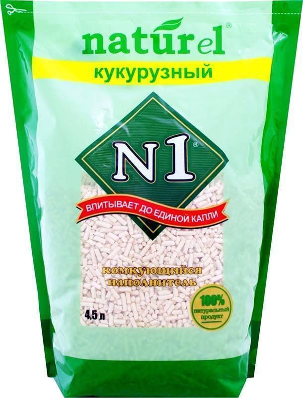 N1 naturel Зеленый чай