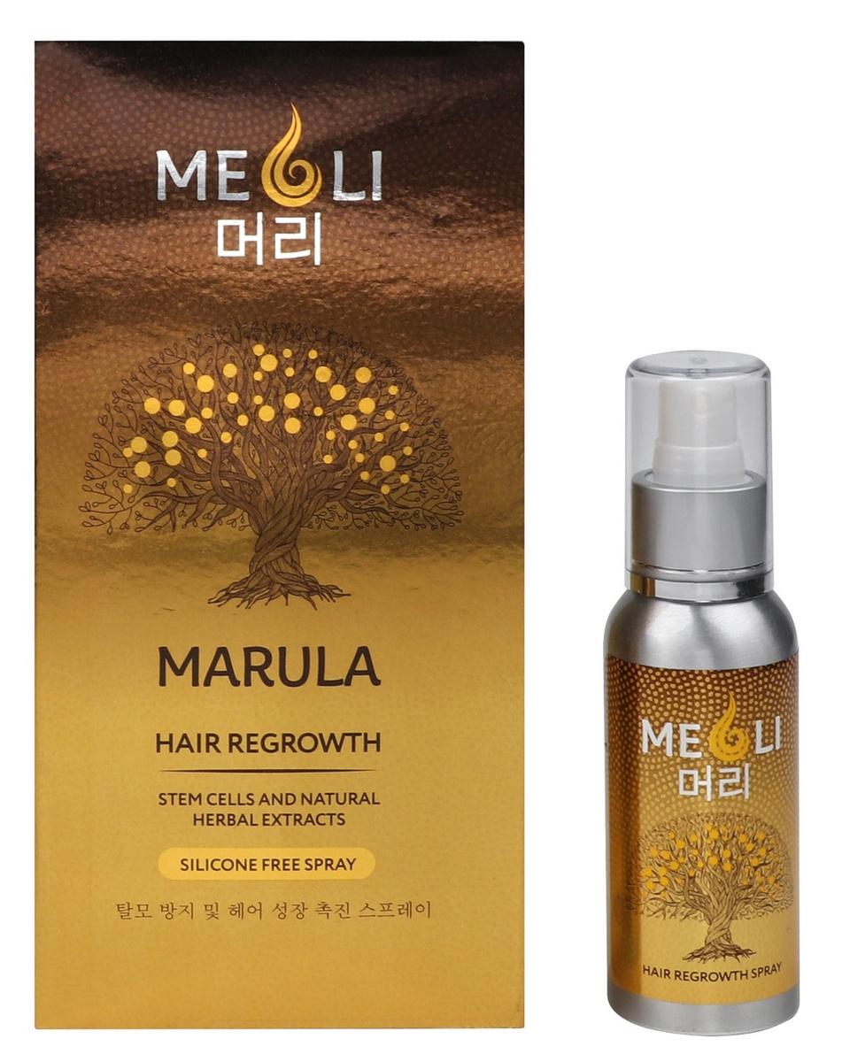 Meoli от выпадения и для быстрого роста волос
