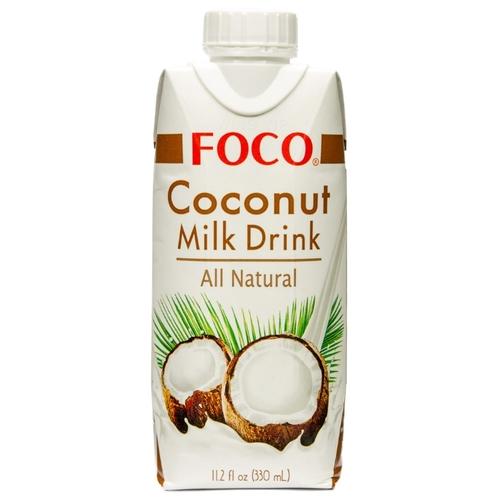 FOCO Coconut milk drink all natural 3.4%