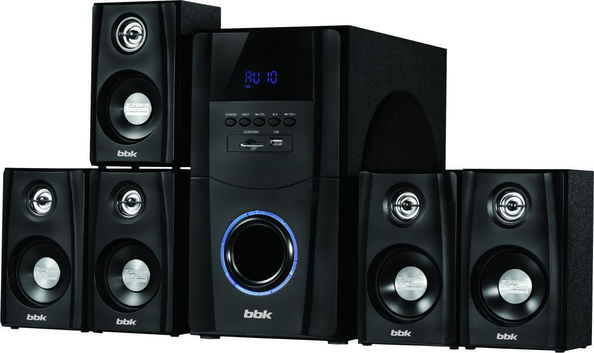 Комплект акустической системы BBK МА-880S