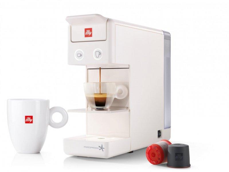 Кофемашина ILLY iperespresso Y3.2 белый