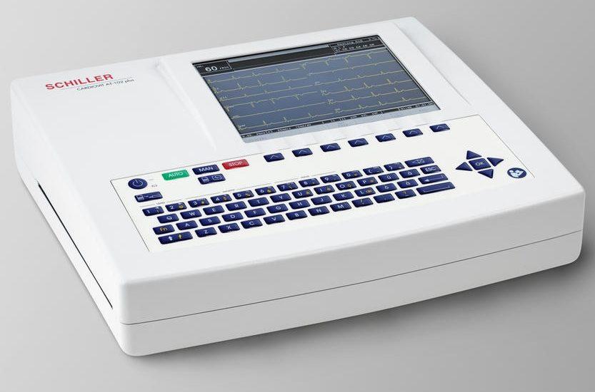 Schiller Cardiovit AT-102 Plus
