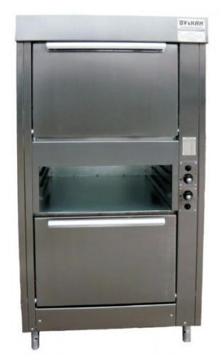 Шкаф жарочный Вулкан ДШ-IIА-2М