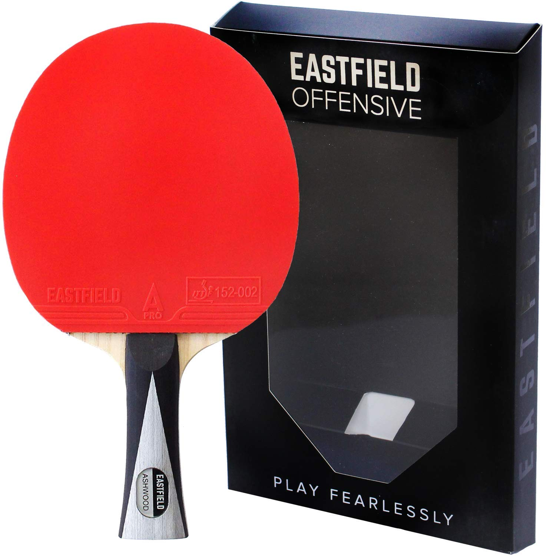 Лучшие ракетки для продвинутых игроков (3-4 звезды). Eastfield Offensive – надёжность и качество