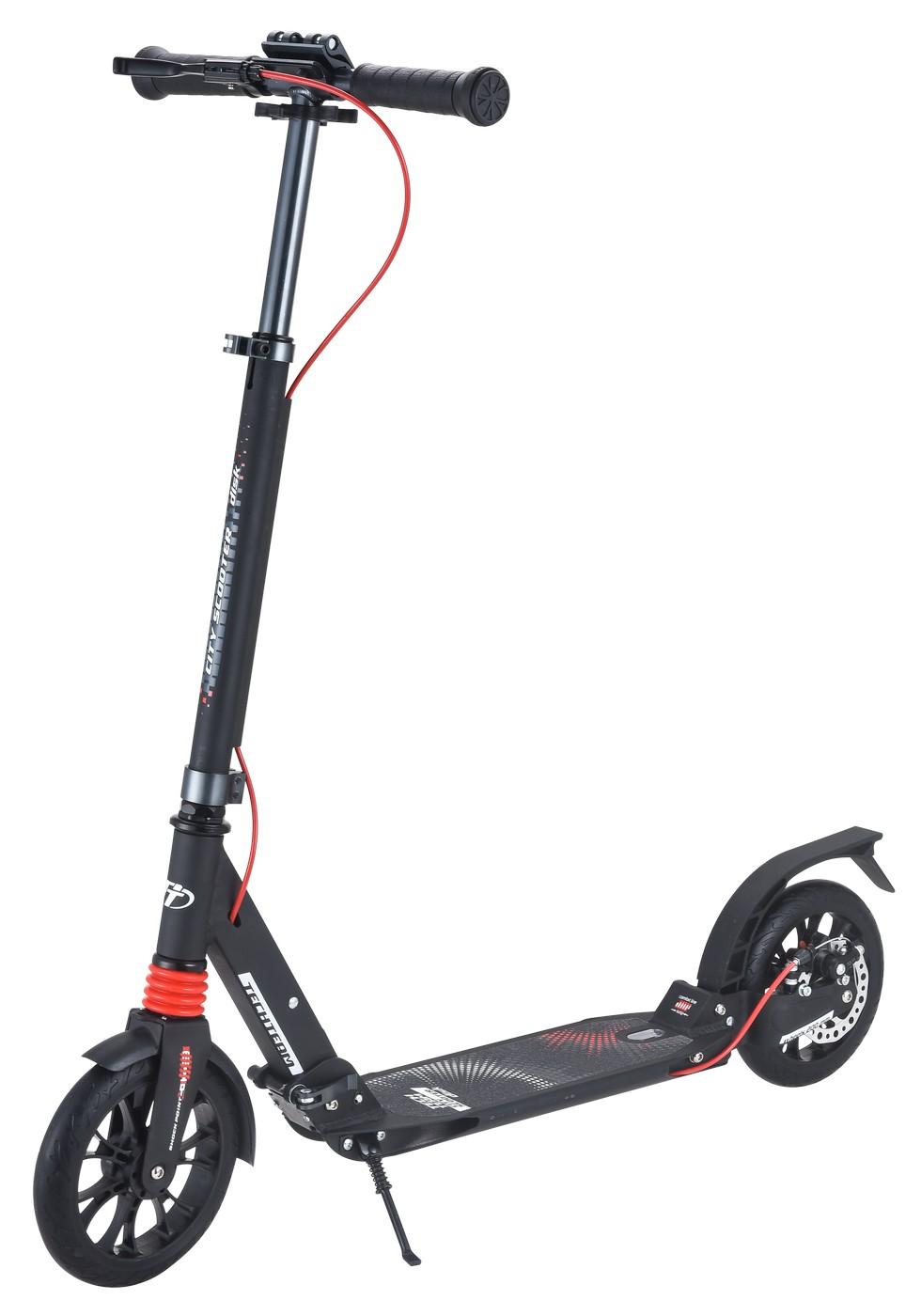 Tech Team City Scooter Disk Brake