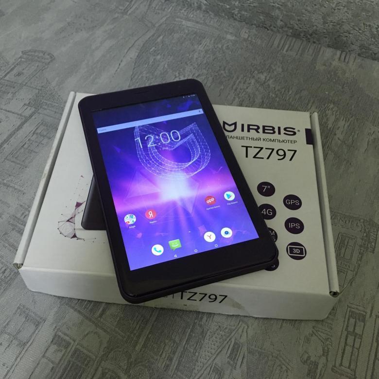 Irbis TZ797 16GB