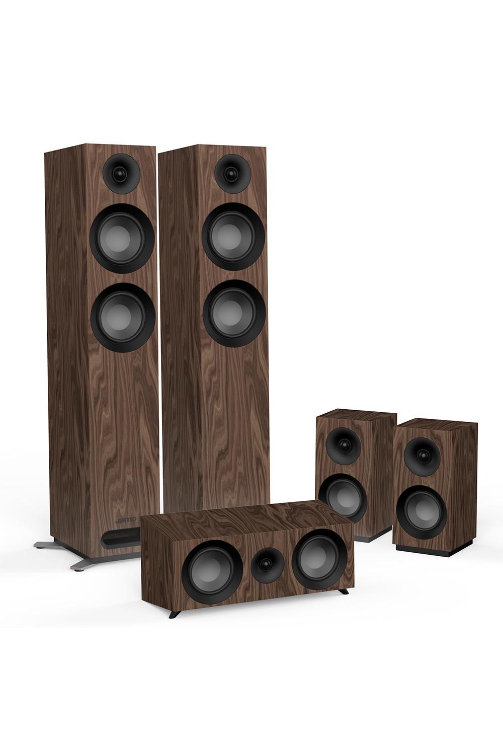 Комплект домашней акустики Jamo S 809 HCS