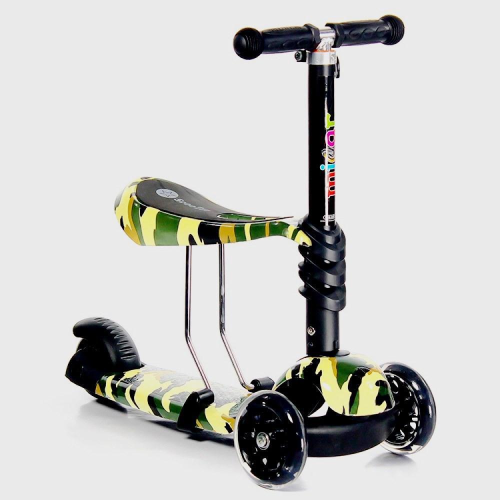 Micar Scooter 3-в-1