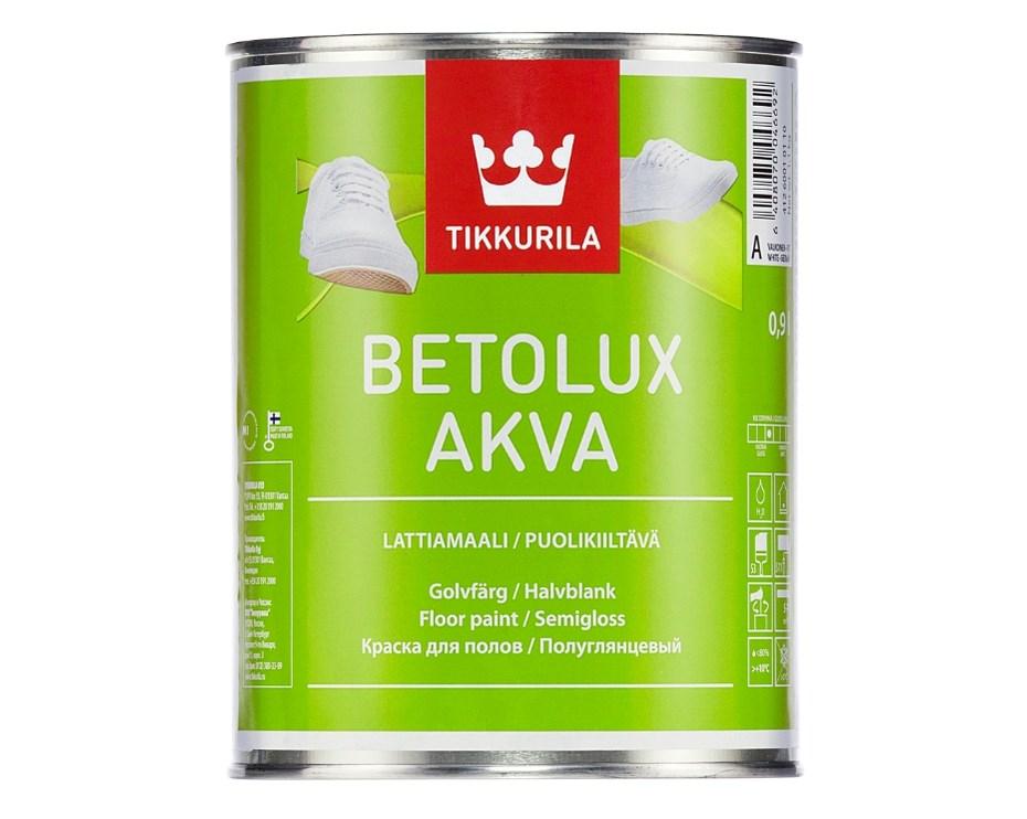 Tikkurila Betolux Akva