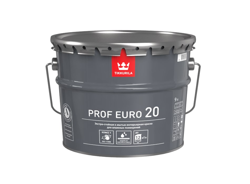 Tikkurila Prof Euro 20