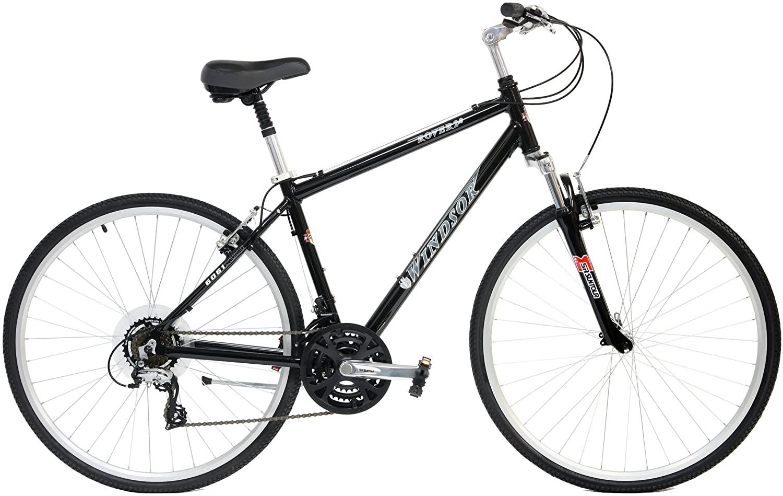 Windsor Rover 2.0 Hybrid 700c — комфортный велосипед унисекс