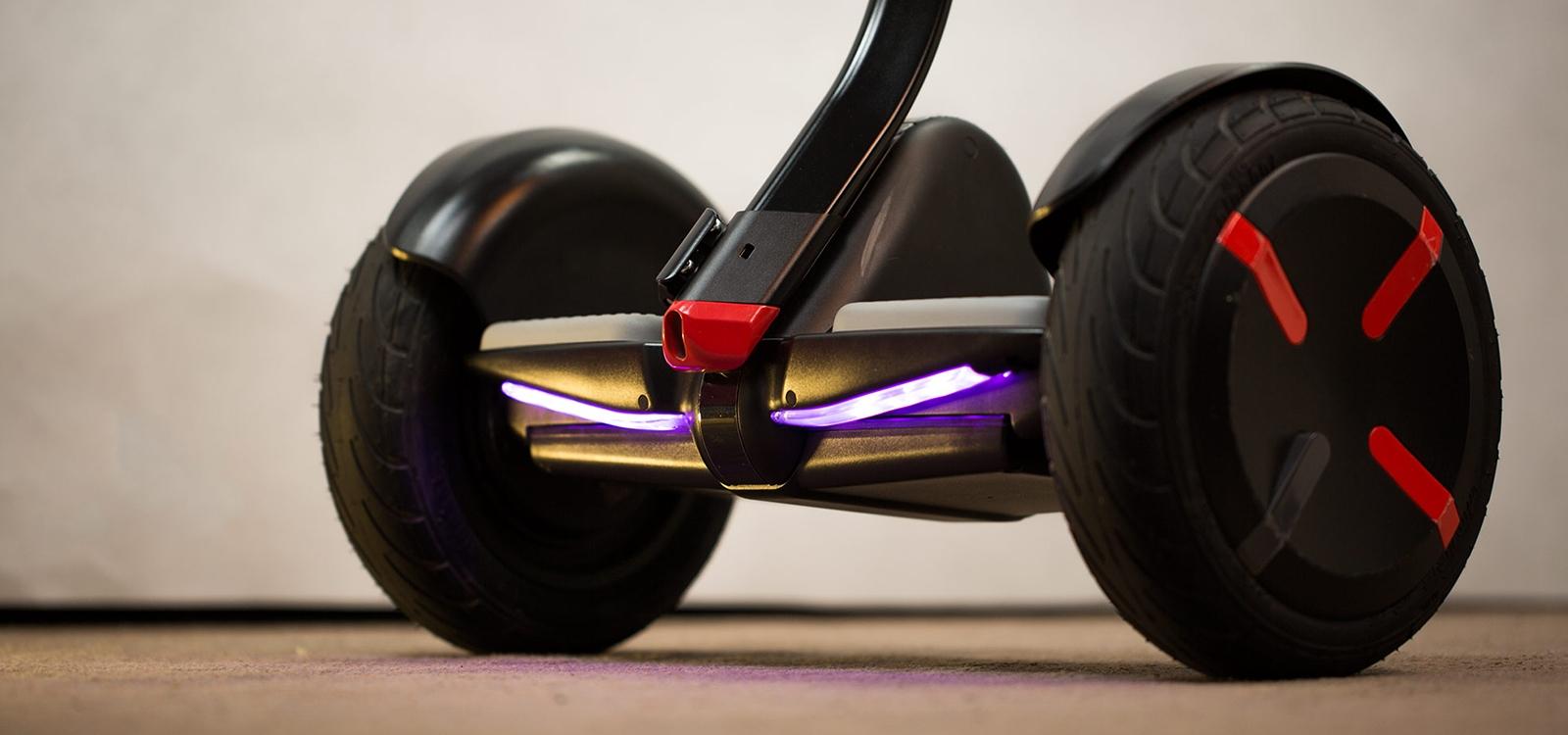Ninebot by Segway Mini Pro 320 Black
