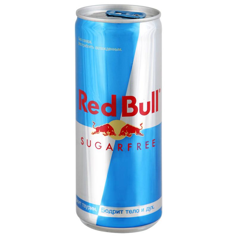 Red Bull без сахара
