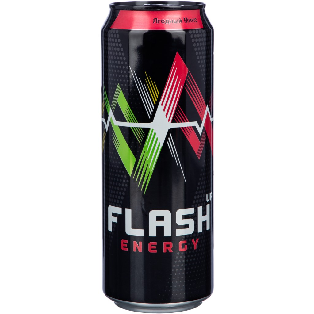 Flash up energy