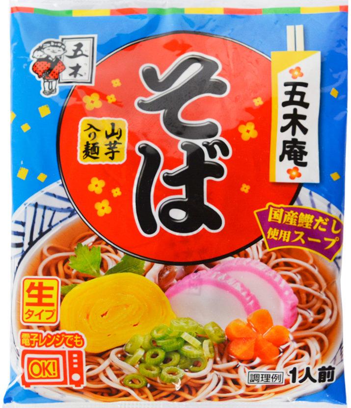 СОБА с соевым соусом ITSUKI