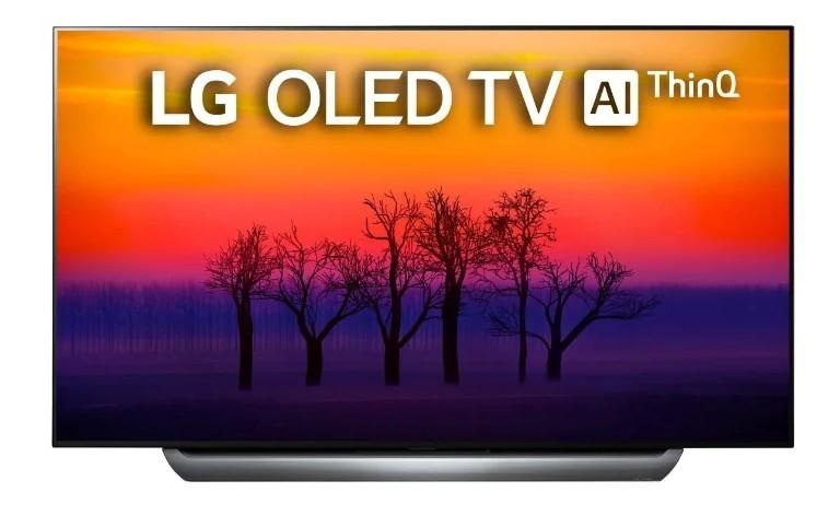 OLED LG OLED55C8 54.6