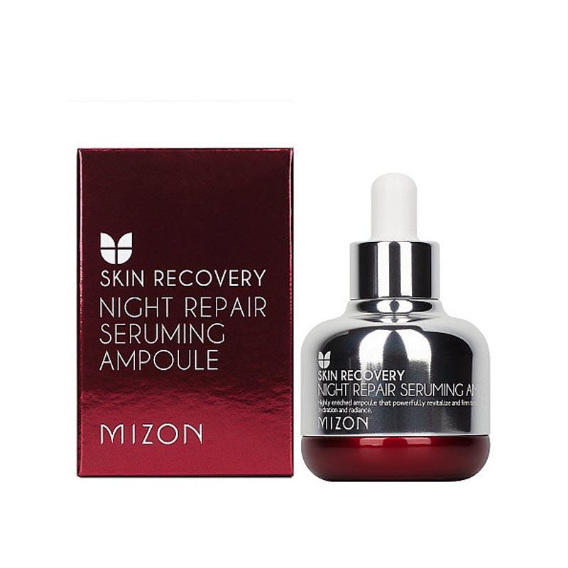 Mizon Skin Recovery Night repair seruming ampoule