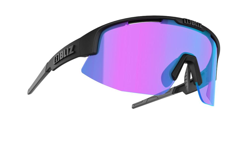 BLIZ Active Matrix Matt Black Nordic Light_Violet