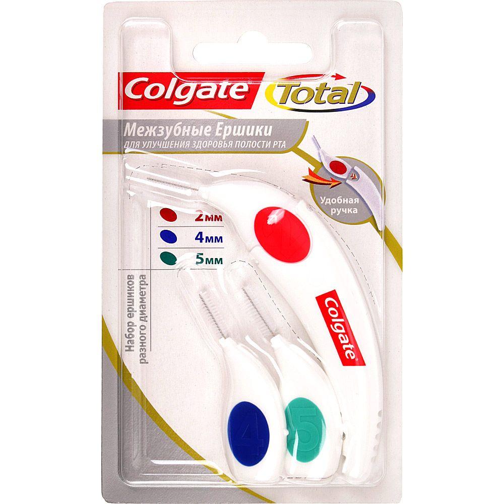 Зубной ёршик Colgate Total