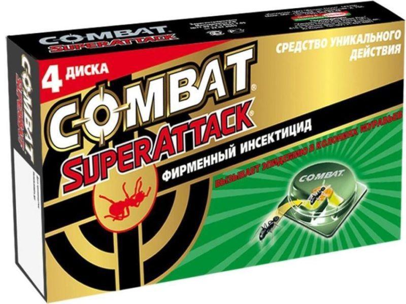 Combat SuperAttack