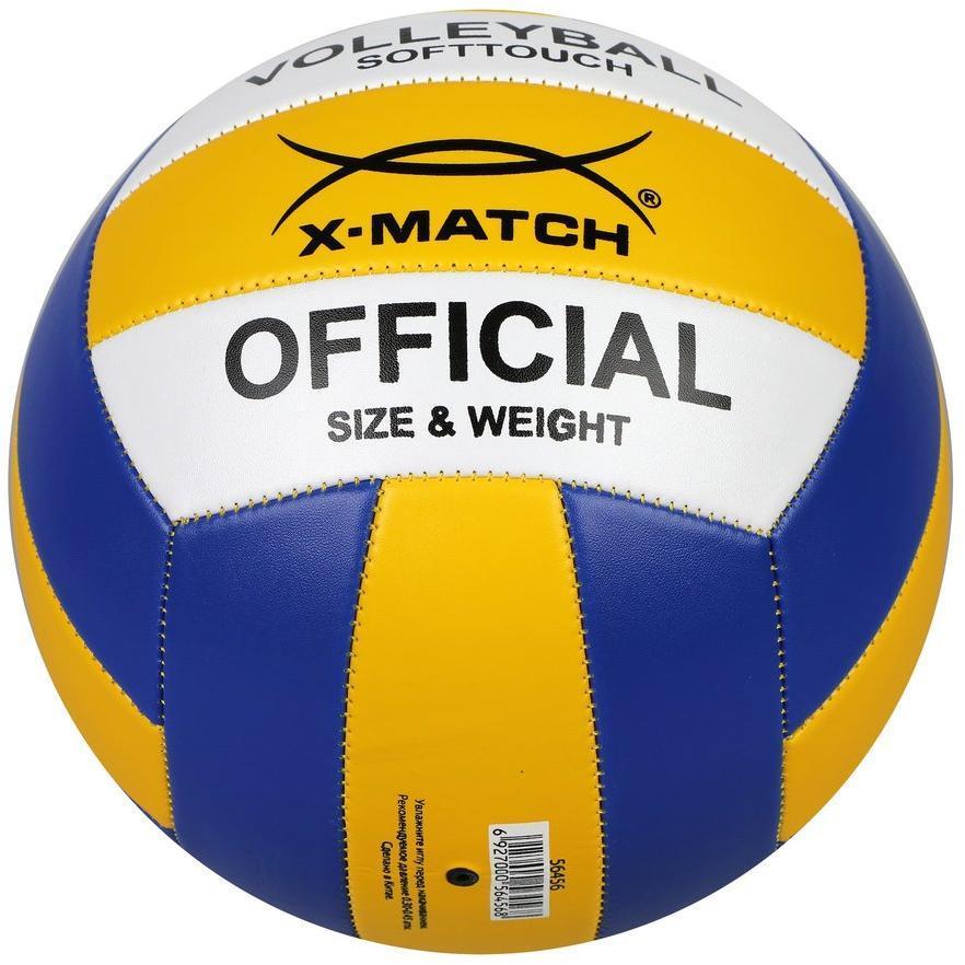 X-Match 1,6 PVC 56456