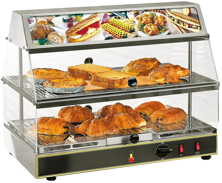 ROLLER GRILL WDL-200