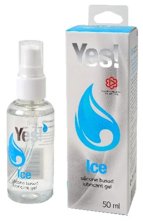 Yes! Ice