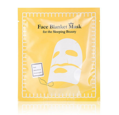 Peach & Lily Eco Your Skin Face Blanket Mask