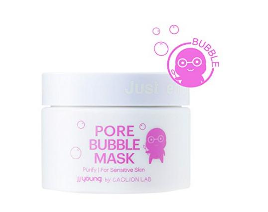 Маска-пузырь JJ Young Pore Bubble Mask