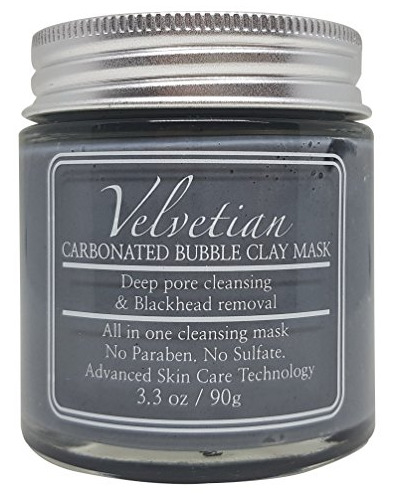 Velvetian Carbonated Bubble Clay Mask