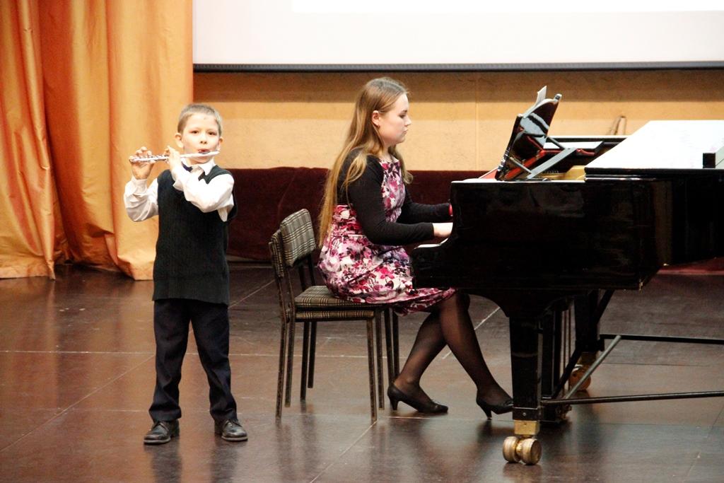 Детская музыкальная школа имени Прокофьева