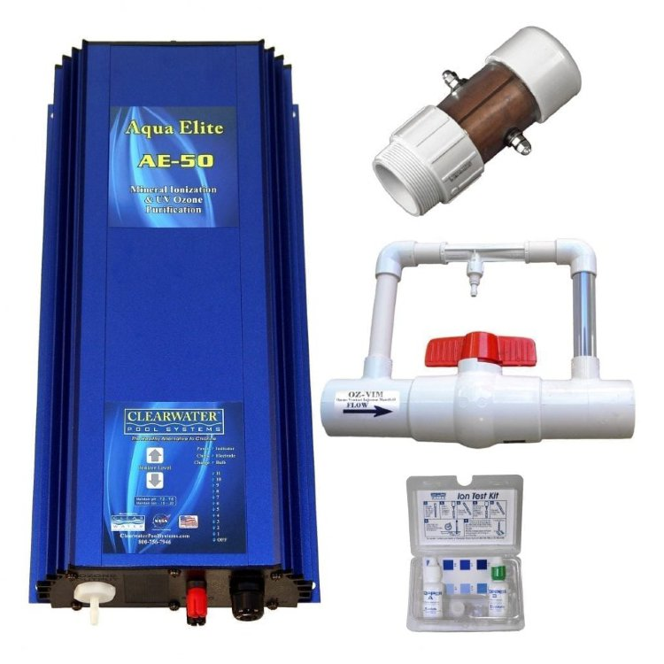 Aqua Elite 50 Clear Water Tech
