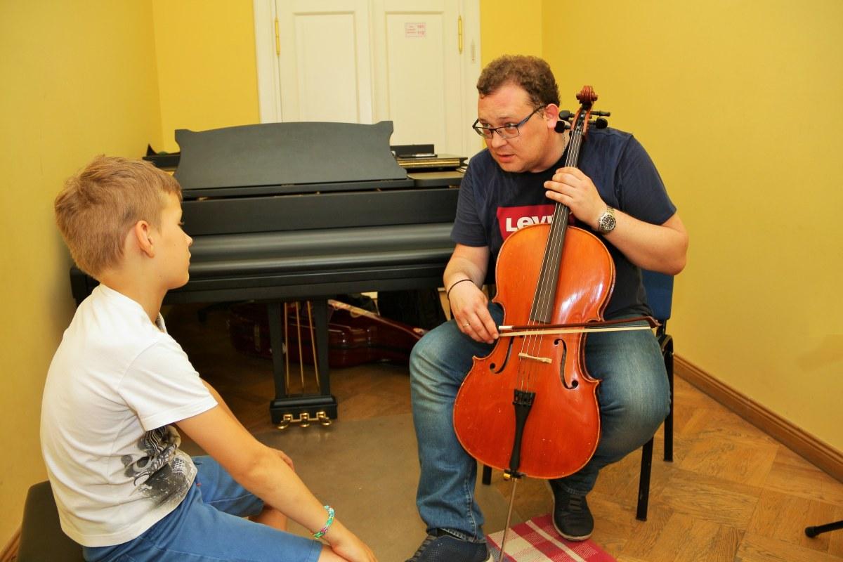 Музыкальная школа-колледж имени Гнесиных