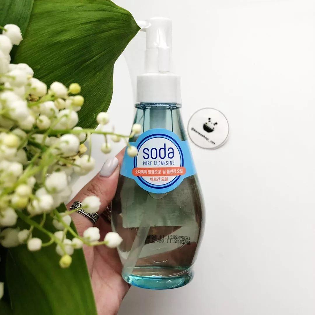 HOLIKA HOLIKA Soda Tok Tok Clean Pore