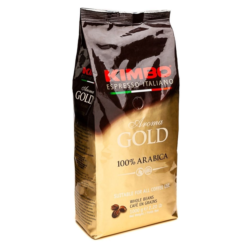 Kimbo Aroma Gold Arabica