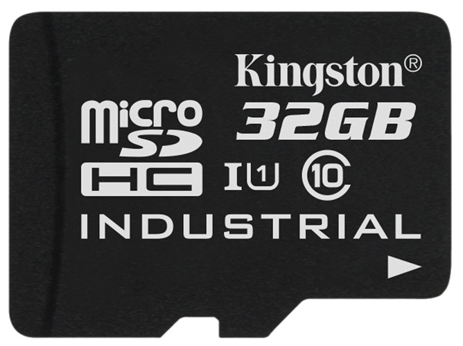 Kingston Industrial Temperature SDCIT/32GBSP