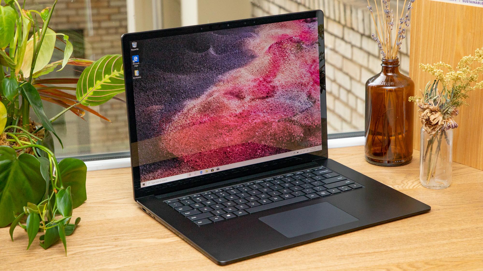 Microsoft Surface Laptop 3 15 (AMD Ryzen 5)