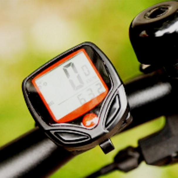 Mountain bike speedometer