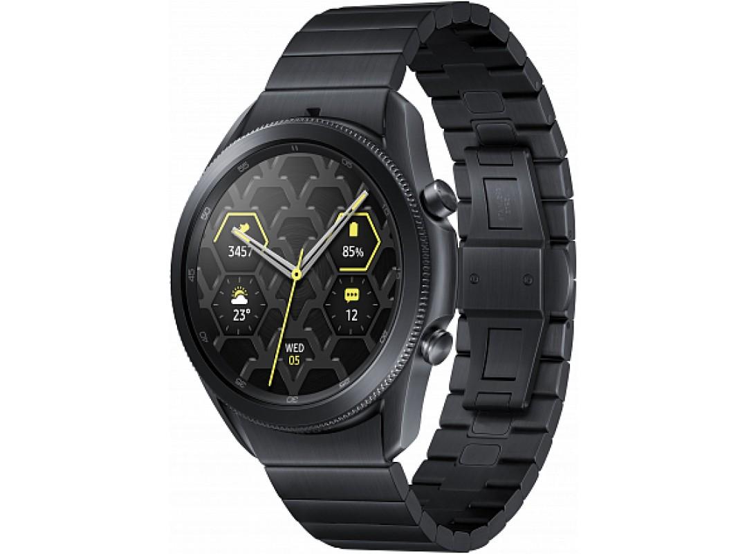Samsung Galaxy Watch3 Titan 45мм
