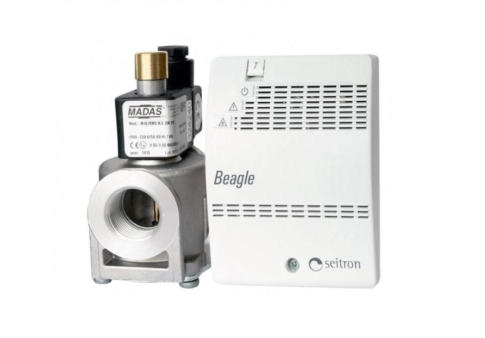 Seitron RGDME5MP1 с клапаном NA25