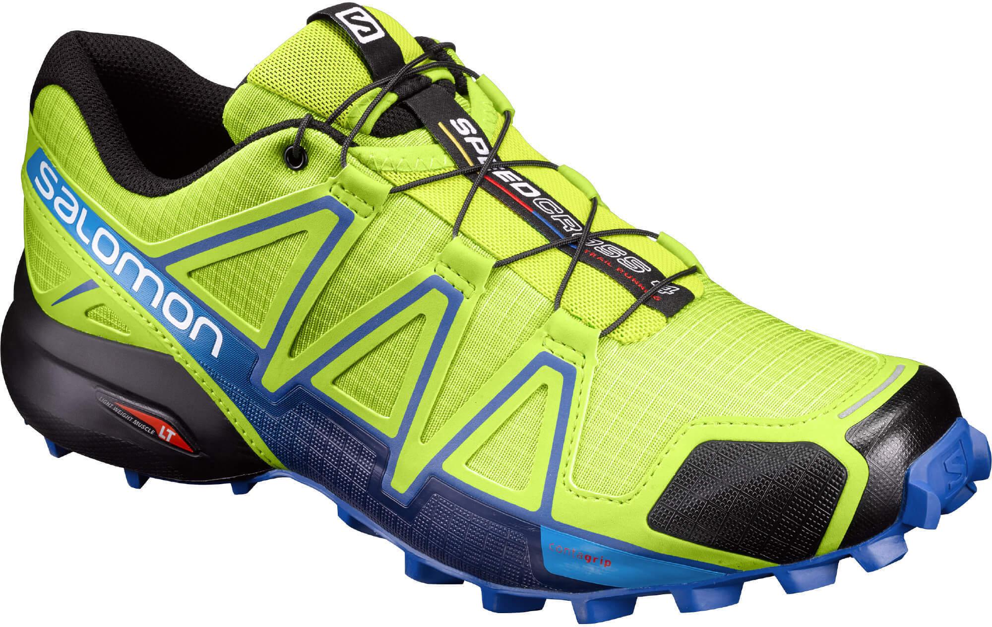 Speedcross 4 Salomon для трейлраннинга