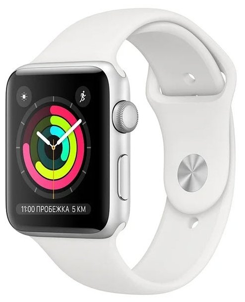 Watch Series 3 38 мм Aluminum Case with Sport Band
