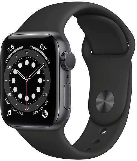 Watch Series 6 GPS 40мм Aluminum Case with Sport Band