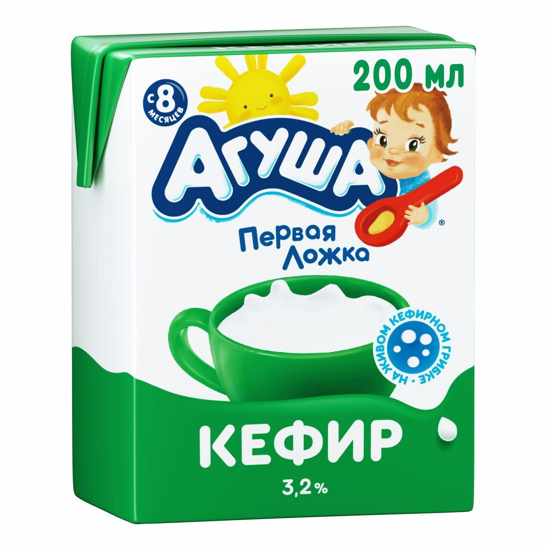 Агуша 3, 2%