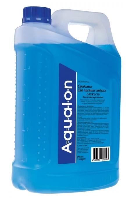 Жидкость Аквалон Свежесть для мытья стекол