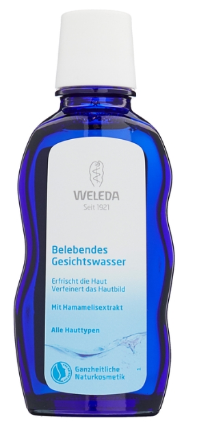 Weleda Belebendes Gesichtswasser – оживляющий и успокаивающий тоник